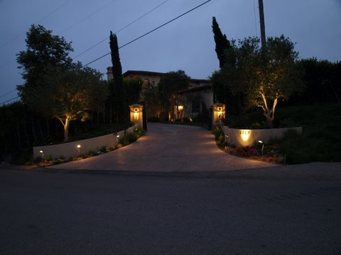 Outdoor Lighting Dos Vientos Fixtures
