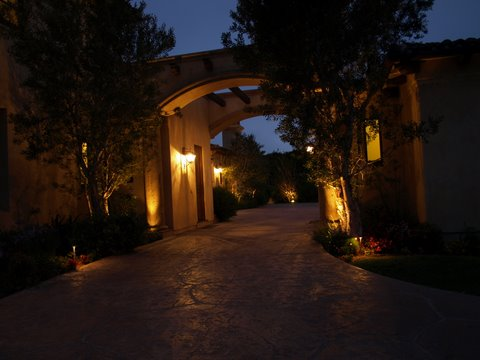 Outdoor Lighting Dos Vientos Modern Outdoor  Lighting