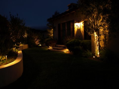 Outdoor Lighting Dos Vientos Landscape Lights